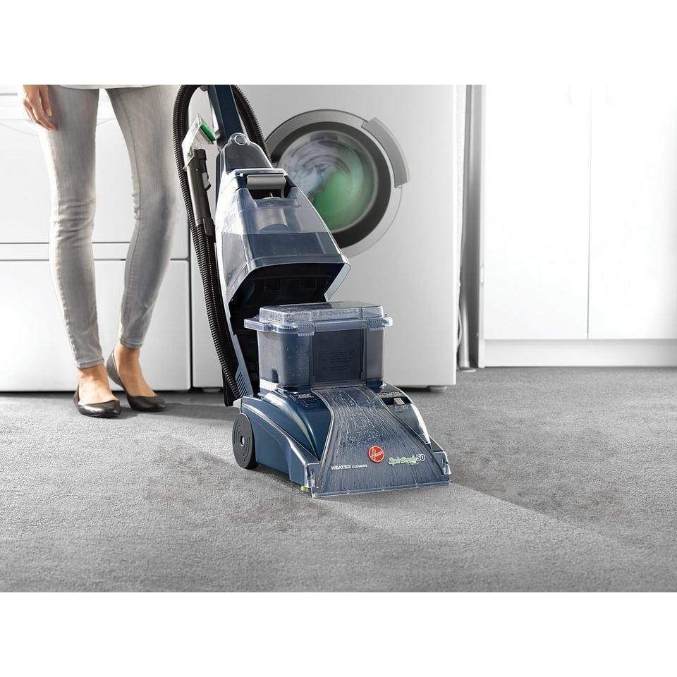 Hoover steamvac carpet cleaner manual