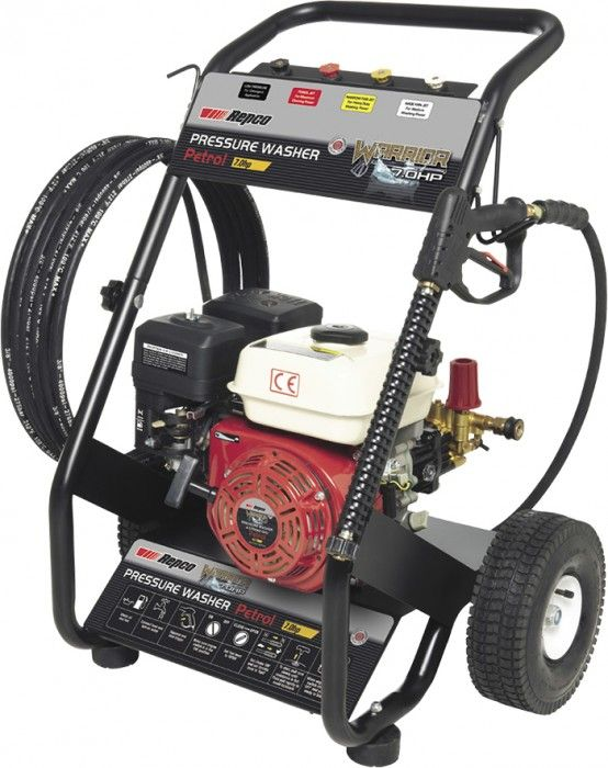 repco pressure washer instructions