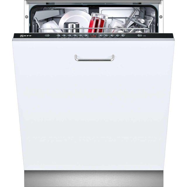 neff dishwasher door fitting instructions