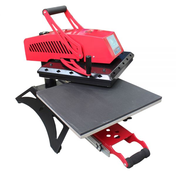 sublimation heat press instructions