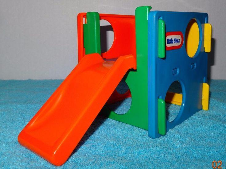 Little tikes cube slide instructions