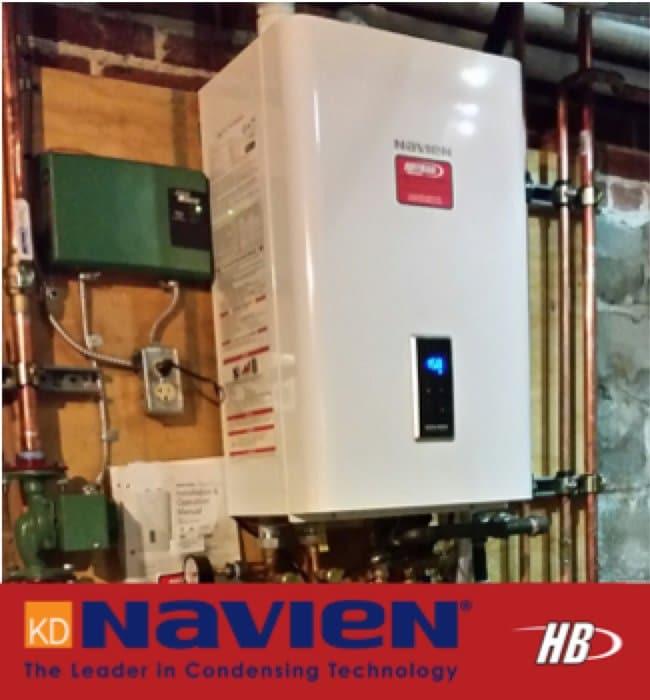 Navien 240a tankless water heater manual