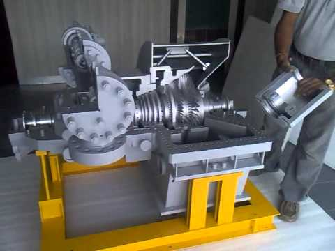 Steam and gas turbine pdf