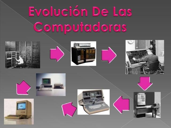 Historia de la computadora pdf