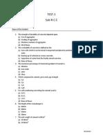 Bridge engineering objective questions pdf