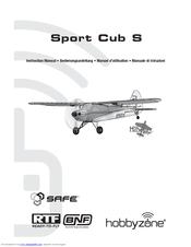 hobbyzone super cub instruction manual