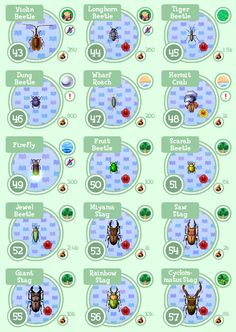 Acnl how to get lots of weeds