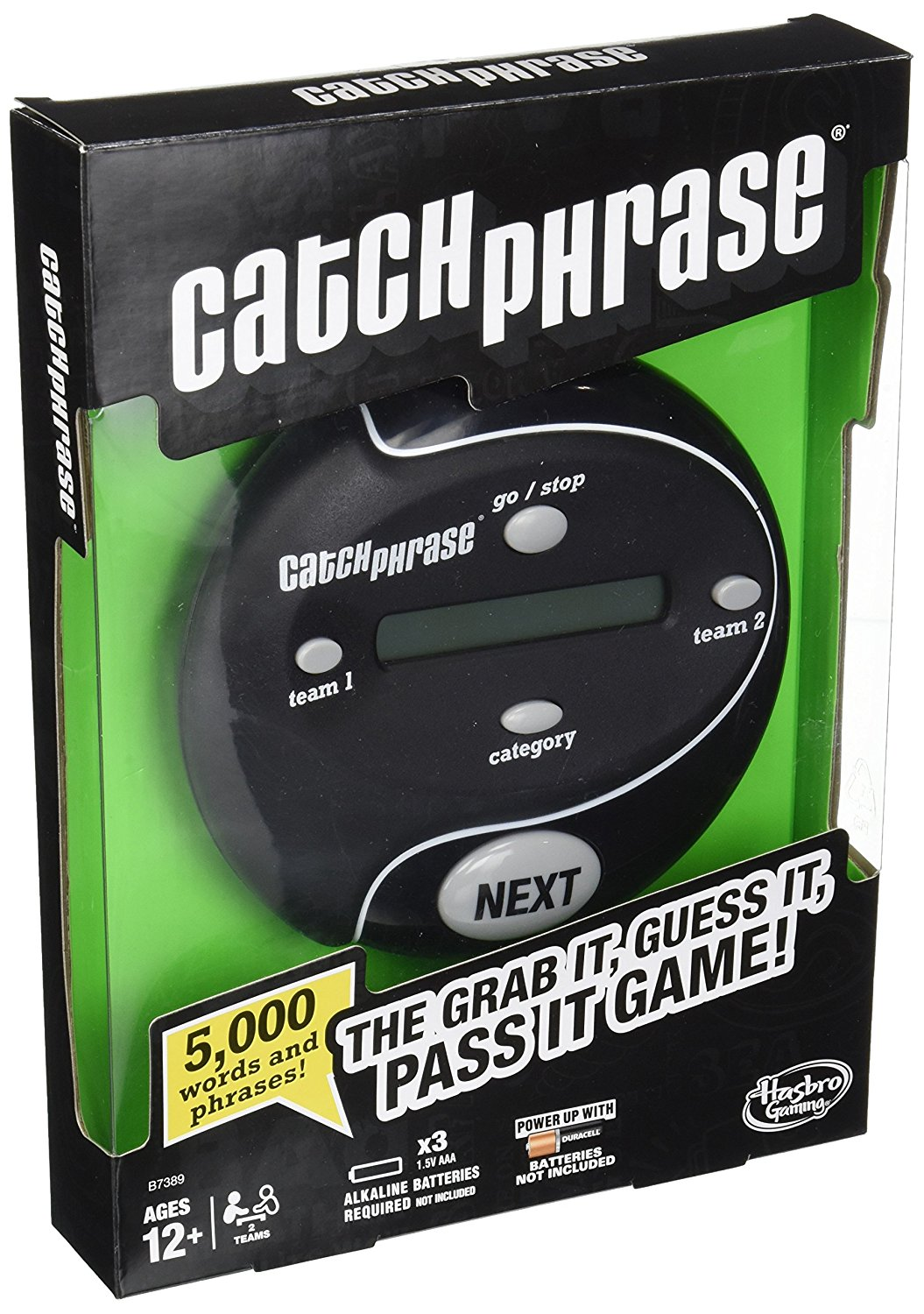 Catchphrase board game instructions