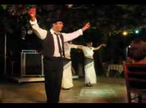 Zorba the greek dance instructions