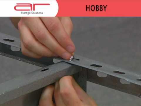 Sjoberg workbench assembly instructions
