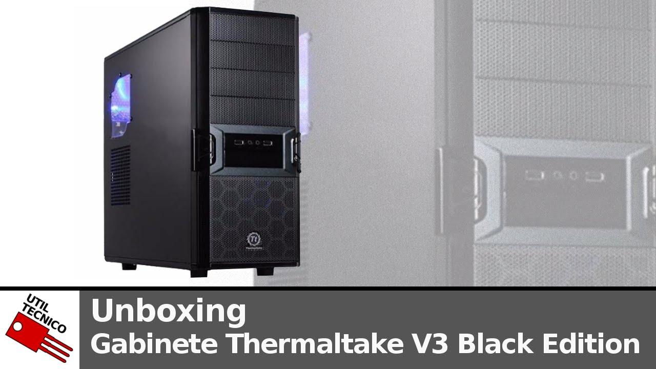thermaltake v3 black edition manual