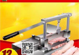 Cortadora de carne manuals