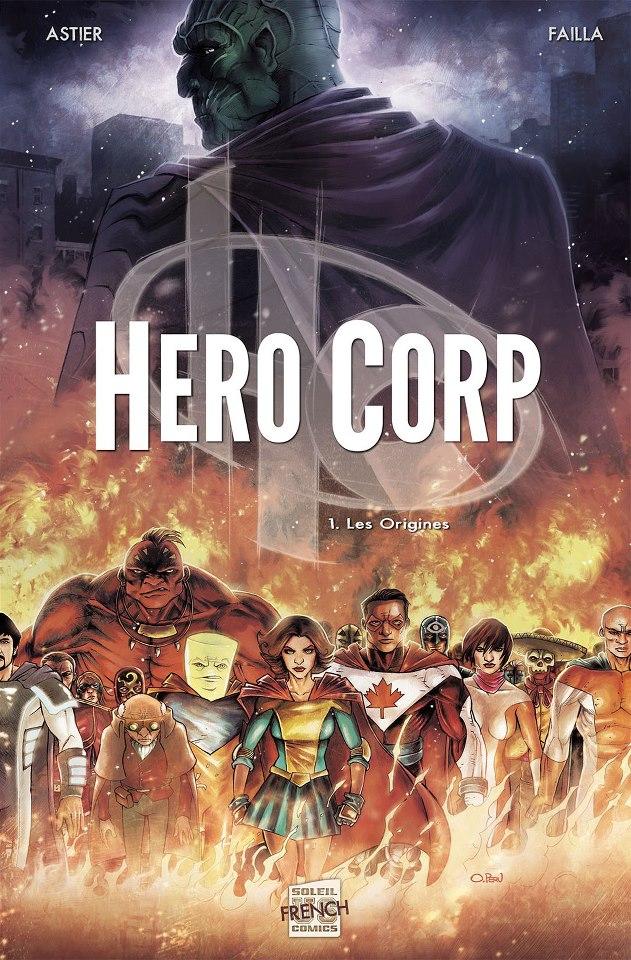Hero corp tome 1 pdf