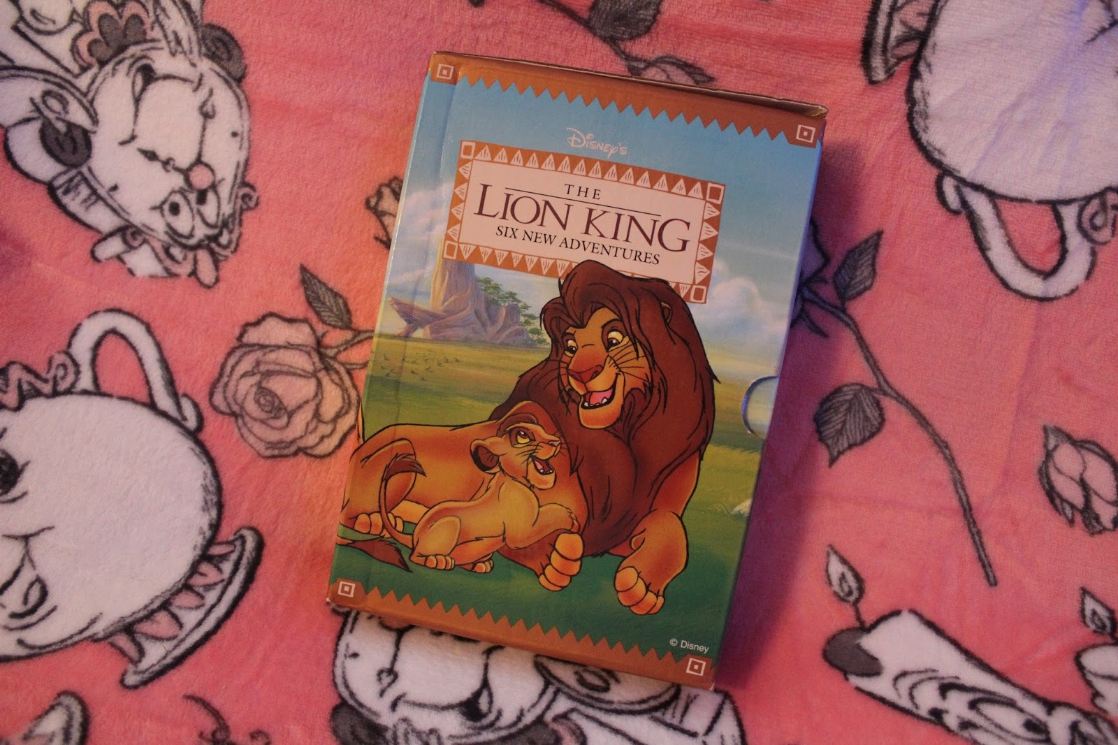 The lion king six new adventures pdf
