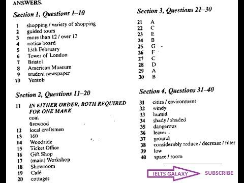 Cambridge ielts 11 listening test pdf