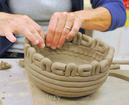 how to make a coil pot instructions