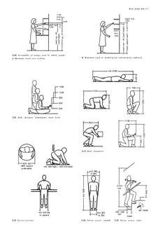 Metric handbook kitchen bench height