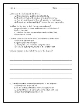 Chapter 16 huckleberry finn pdf