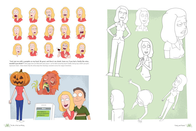 Rick and morty art book pdf