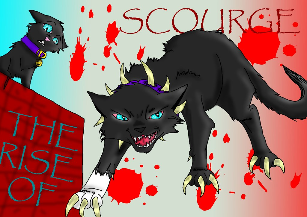 Warriors the rise of scourge pdf