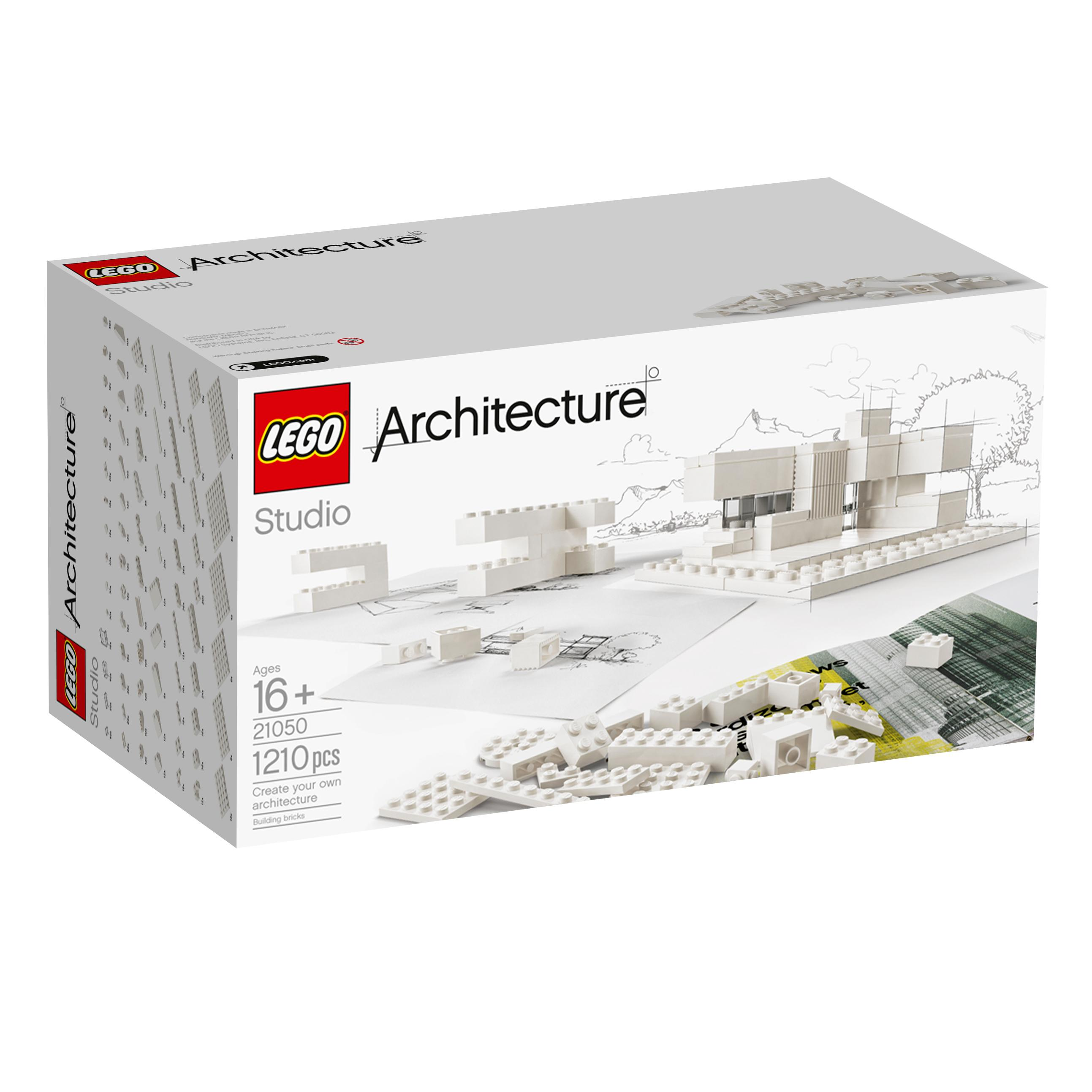 lego architecture studio 21050 instructions