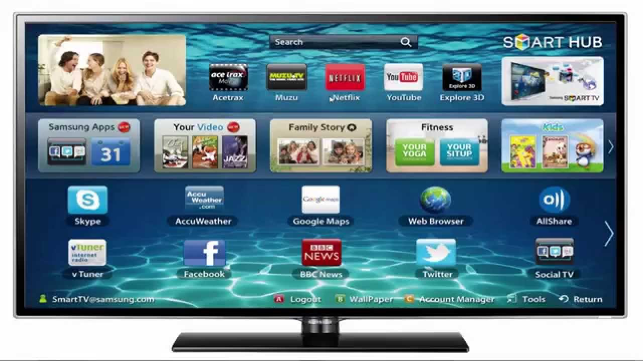 samsung smart tv series 7 manual