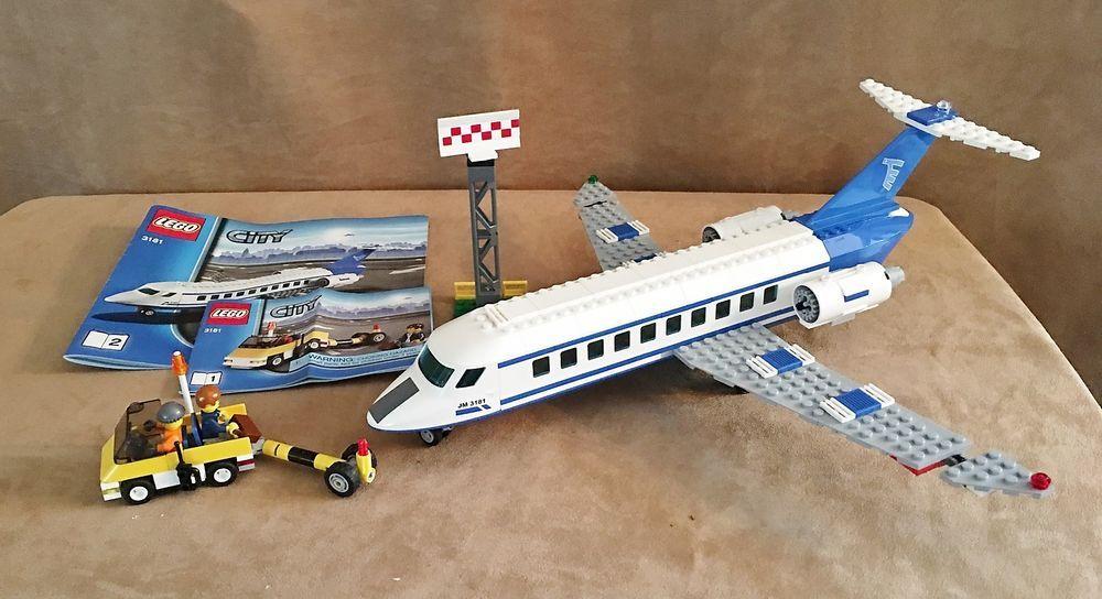 lego airplane instructions 3181
