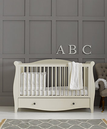 mothercare camberley cot bed instructions