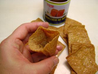 Misuzu fried bean curd in seasoned soysauce how to prepare