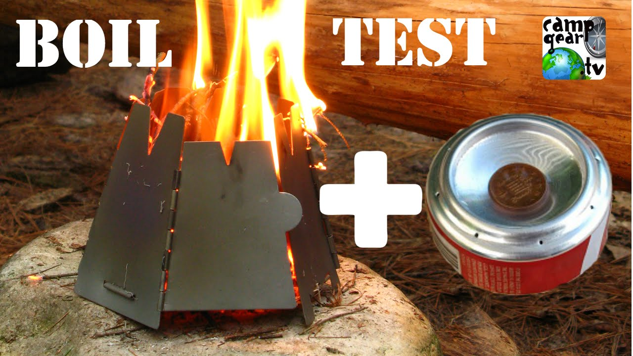 penny alcohol stove instructions