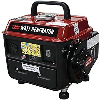 powerpacplus 1200 watt generator manual