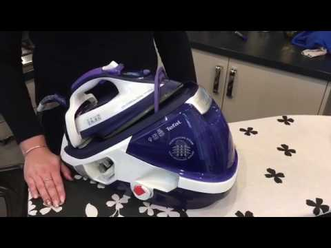 Tefal pro express total instructions