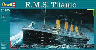 Revell rms titanic instructions
