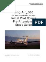 King air 350 pilot operating handbook