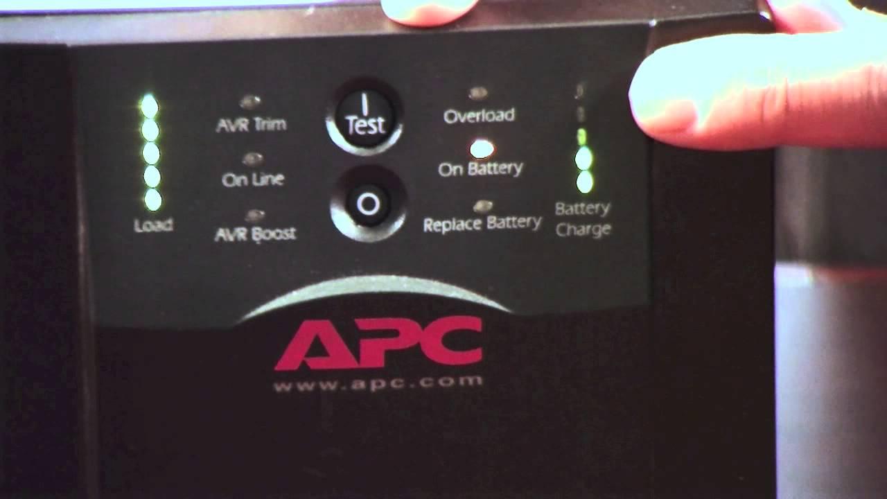 Apc smart ups 3000 xl manual pdf