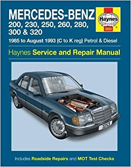Mercedes 190e workshop manual download