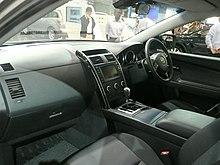 mazda cx 9 manual transmission