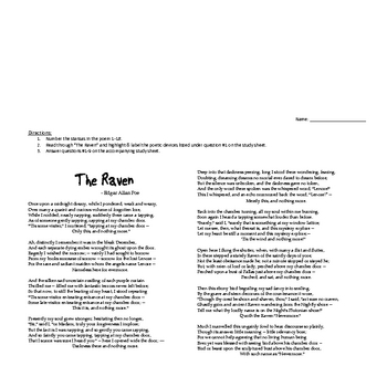 The three ravens poem pdf