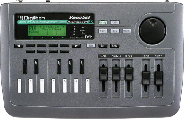 Digitech vocalist live harmony manual