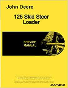 John deere ct322 skid steer service manual