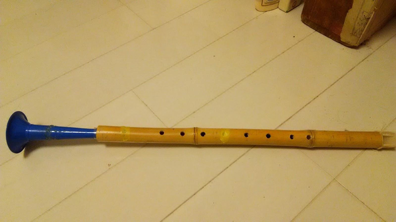 Bamboo sax how to make