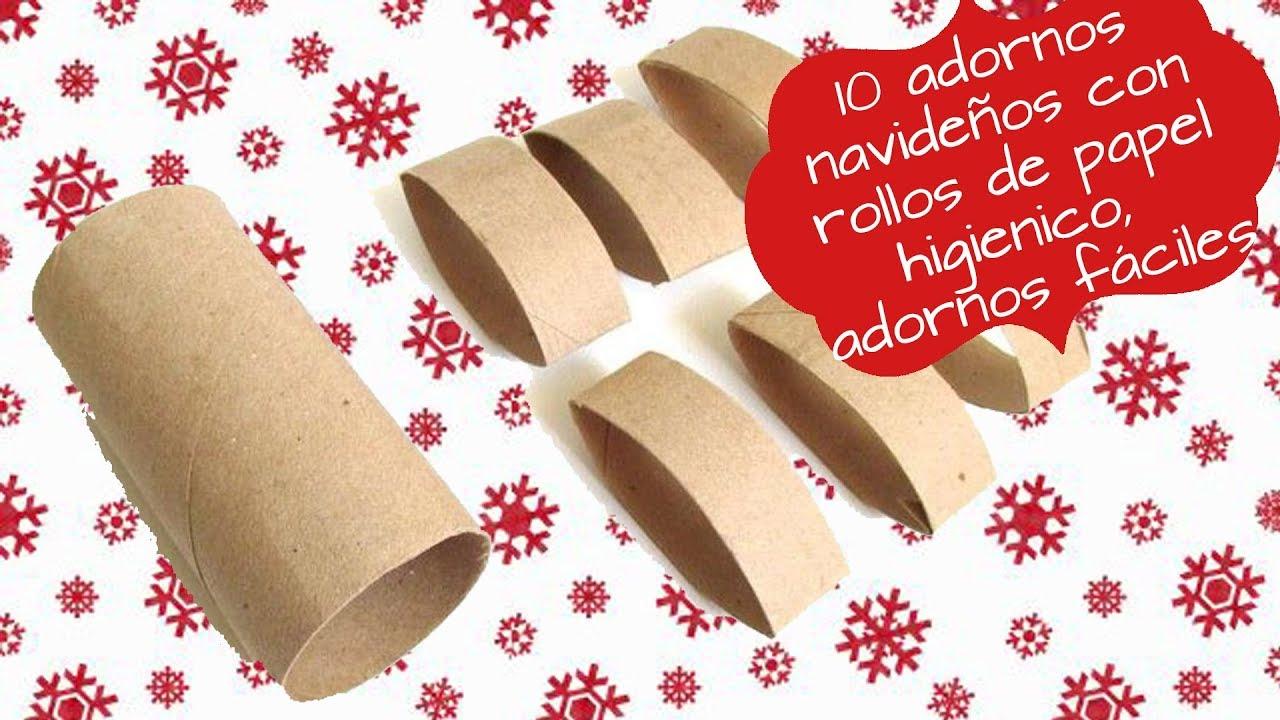 Portarrollos de papel higienico manualidades faciles