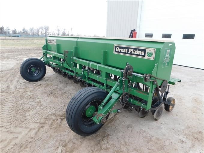 great plains seed drill manual
