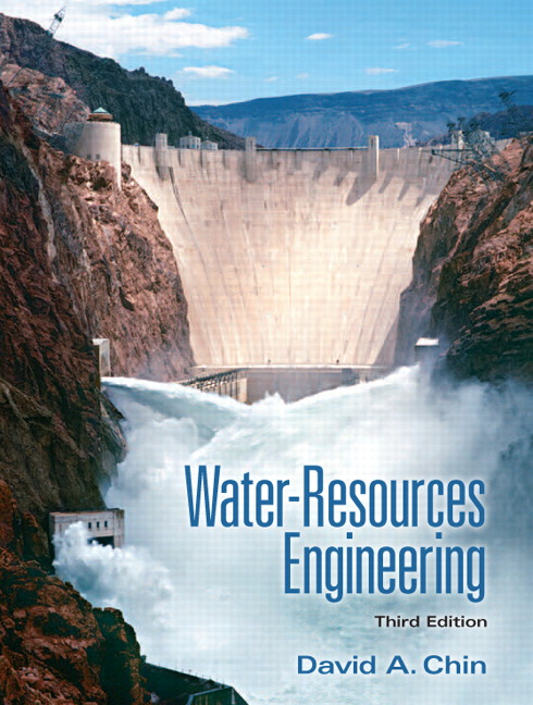 Water resources engineering solution manual