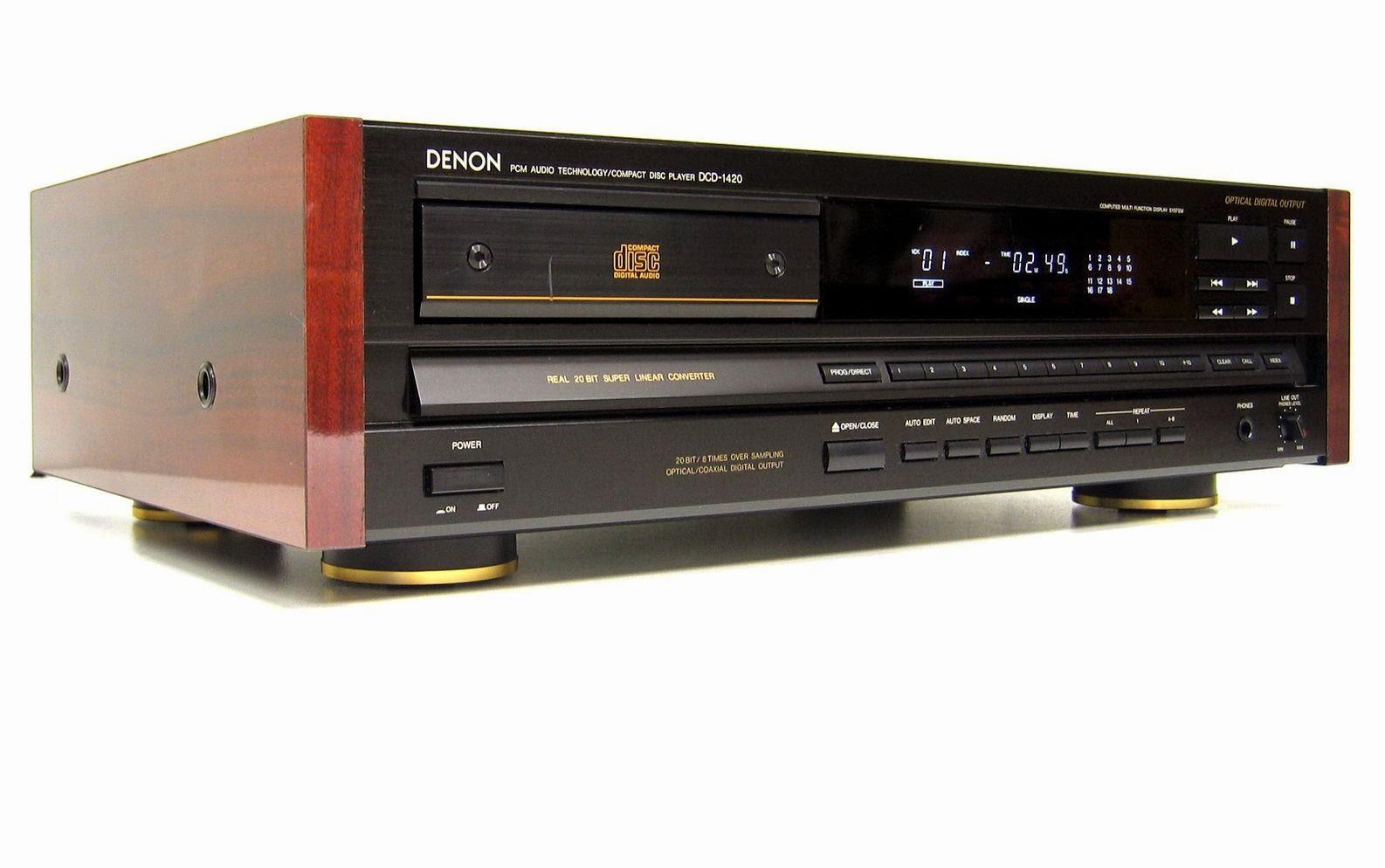 Denon dcd 2000 users manual