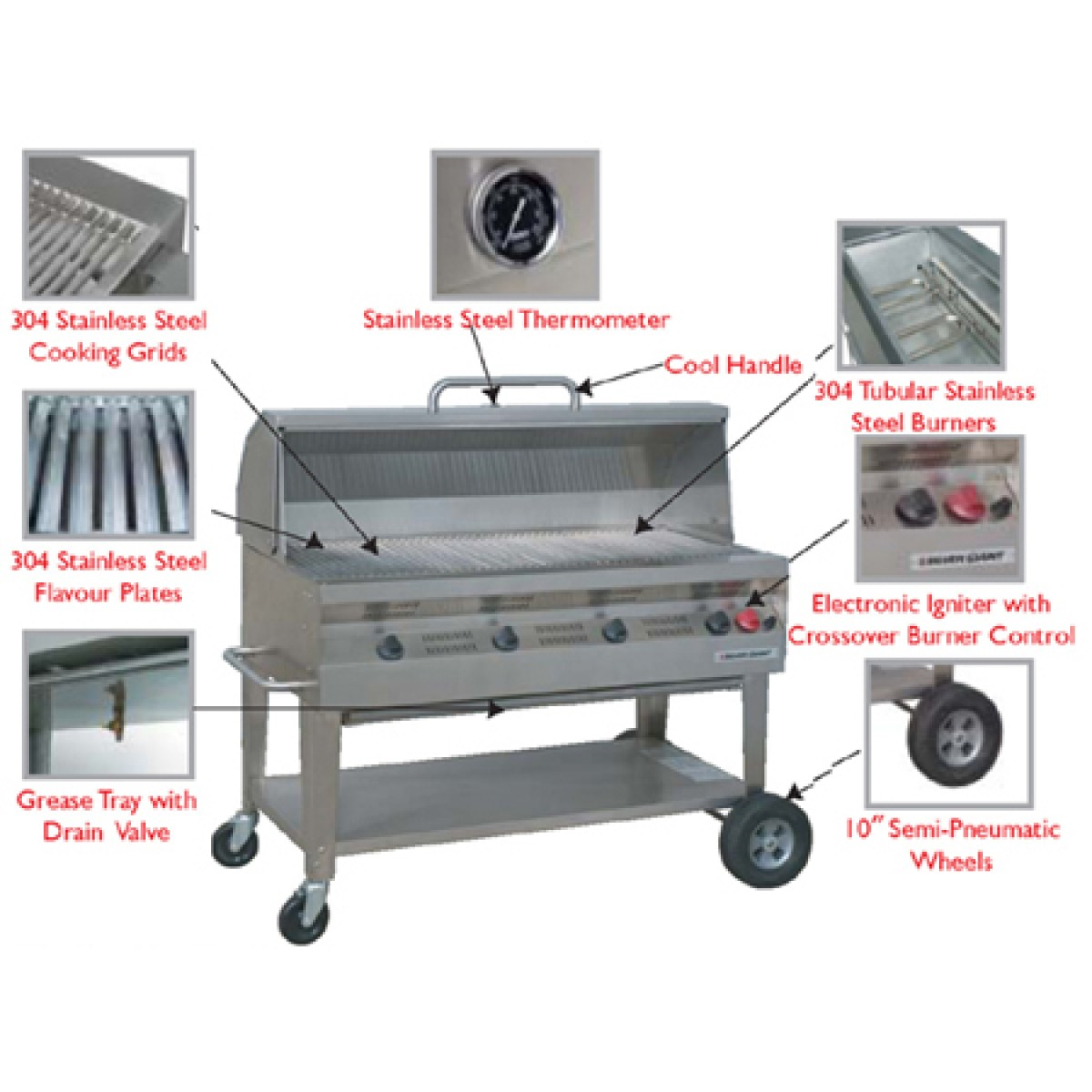 Primo grill assembly instructions