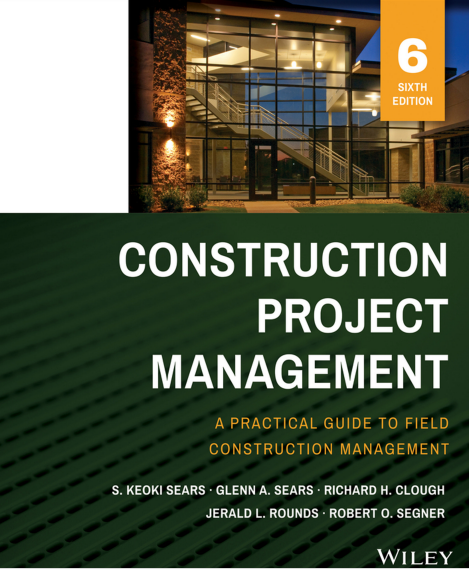 Successful construction project management the practical guide pdf
