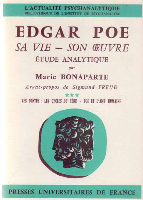 Marie bonaparte edgar allan poe pdf