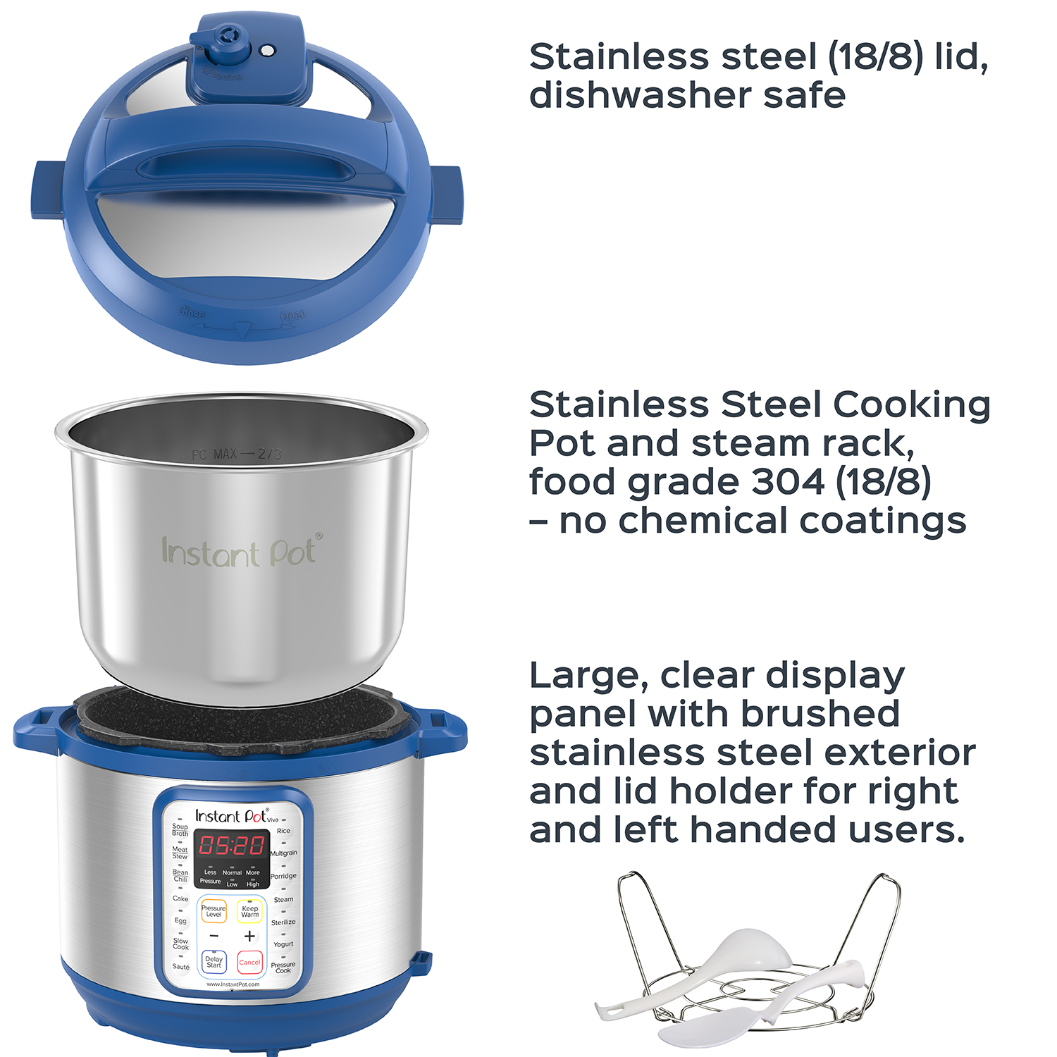 new wave 6 in 1 multi cooker instruction manual