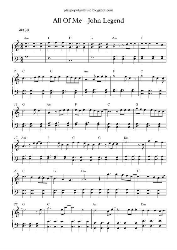 What do i know piano sheet music pdf